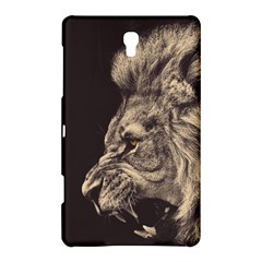 Angry Male Lion Samsung Galaxy Tab S (8 4 ) Hardshell Case