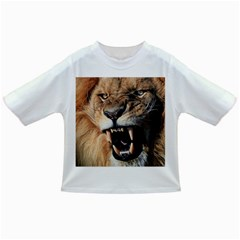 Male Lion Angry Infant/toddler T Shirts