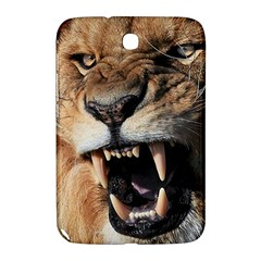 Male Lion Angry Samsung Galaxy Note 8 0 N5100 Hardshell Case