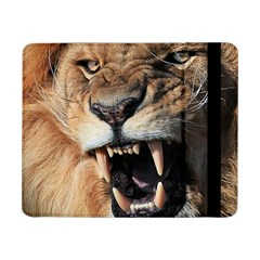 Male Lion Angry Samsung Galaxy Tab Pro 8 4  Flip Case