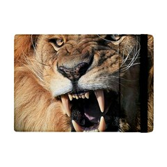 Male Lion Angry Ipad Mini 2 Flip Cases