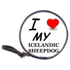 Iceland Sheepdog Love Classic 20 Cd Wallets