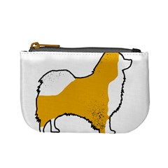 Icelandic Sheepdog Silo Color Mini Coin Purses