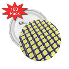 Wafer Size Figure 2 25  Buttons (100 Pack)