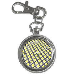 Wafer Size Figure Key Chain Watches