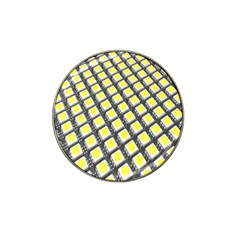 Wafer Size Figure Hat Clip Ball Marker (10 Pack)
