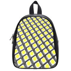 Wafer Size Figure School Bag (small)