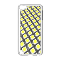 Wafer Size Figure Apple Ipod Touch 5 Case (white)
