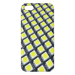 Wafer Size Figure Apple Iphone 5 Premium Hardshell Case