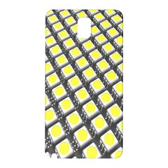 Wafer Size Figure Samsung Galaxy Note 3 N9005 Hardshell Back Case