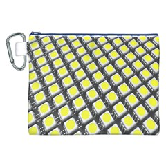 Wafer Size Figure Canvas Cosmetic Bag (xxl)