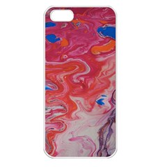 Pink Img 1732 Apple Iphone 5 Seamless Case (white)