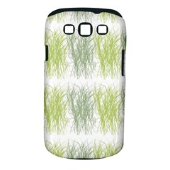 Weeds Grass Green Yellow Leaf Samsung Galaxy S Iii Classic Hardshell Case (pc+silicone)