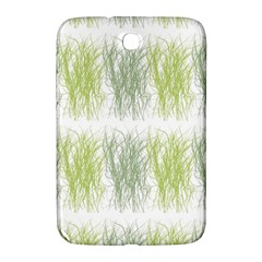 Weeds Grass Green Yellow Leaf Samsung Galaxy Note 8 0 N5100 Hardshell Case