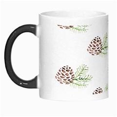 Pinecone Pattern Morph Mugs