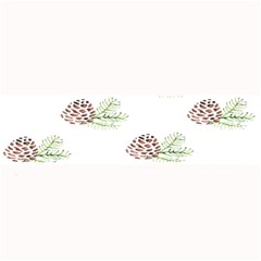 Pinecone Pattern Large Bar Mats