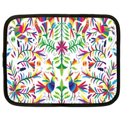 Peacock Rainbow Animals Bird Beauty Sexy Netbook Case (large)