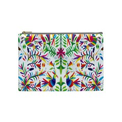 Peacock Rainbow Animals Bird Beauty Sexy Cosmetic Bag (medium)
