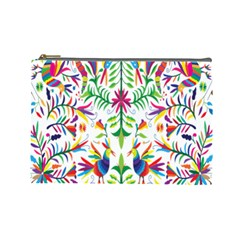Peacock Rainbow Animals Bird Beauty Sexy Cosmetic Bag (large)