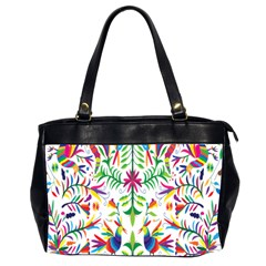 Peacock Rainbow Animals Bird Beauty Sexy Office Handbags (2 Sides)