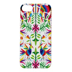 Peacock Rainbow Animals Bird Beauty Sexy Apple Iphone 5s/ Se Hardshell Case