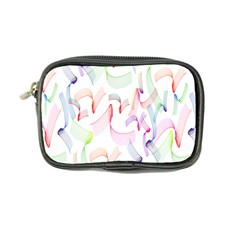 Rainbow Green Purple Pink Red Blue Pattern Zommed Coin Purse