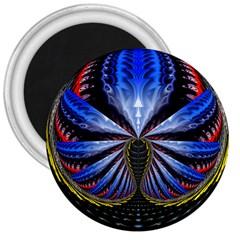Illustration Robot Wave 3  Magnets