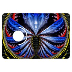 Illustration Robot Wave Kindle Fire Hdx Flip 360 Case