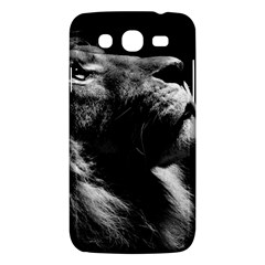 Male Lion Face Samsung Galaxy Mega 5 8 I9152 Hardshell Case