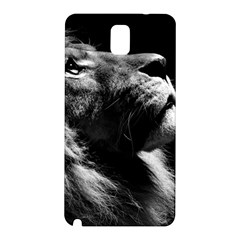 Male Lion Face Samsung Galaxy Note 3 N9005 Hardshell Back Case