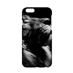 Male Lion Face Apple Iphone 6/6s Hardshell Case