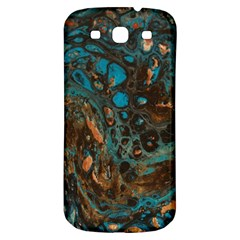 Gold Samsung Galaxy S3 S Iii Classic Hardshell Back Case