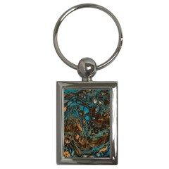 Earth Key Chains (rectangle)