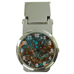 Earth Money Clip Watches