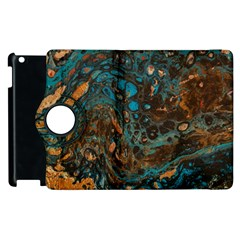 Earth Apple Ipad 2 Flip 360 Case