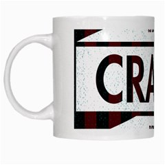 Reality Is Just A Crappy Boring Game White Mugs