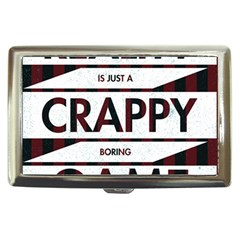 Reality Is Just A Crappy Boring Game Cigarette Money Cases