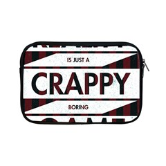 Reality Is Just A Crappy Boring Game Apple Ipad Mini Zipper Cases