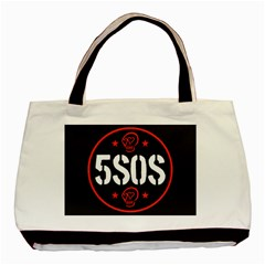 5sos 5 Seconds Of Summer Basic Tote Bag (two Sides)
