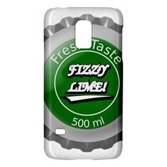 Fresh Taste Fizzy Lime Bottle Cap Galaxy S5 Mini