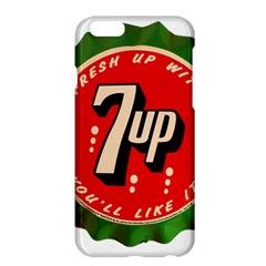 Fresh Up With  7 Up Bottle Cap Tin Metal Apple Iphone 6 Plus/6s Plus Hardshell Case