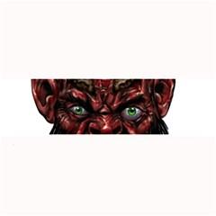 Krampus Devil Face Large Bar Mats