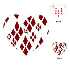 Harley Quinn Playing Cards (heart)