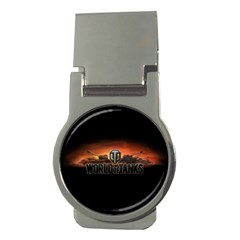 World Of Tanks Money Clips (round)