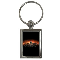 World Of Tanks Key Chains (rectangle)