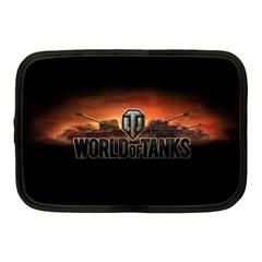 World Of Tanks Netbook Case (medium)