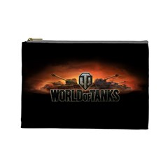 World Of Tanks Cosmetic Bag (large)
