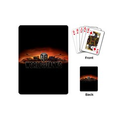 World Of Tanks Playing Cards (mini)