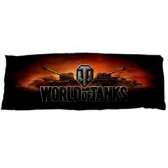World Of Tanks Body Pillow Case (dakimakura)