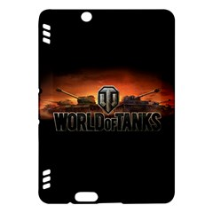 World Of Tanks Kindle Fire Hdx Hardshell Case